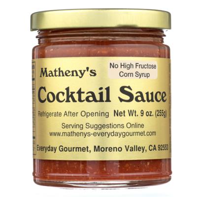 Everyday Gourmet Cocktail Sauce