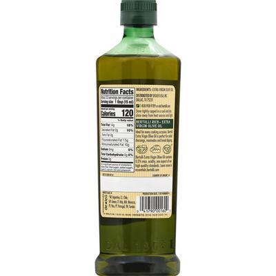 Bertolli Cold Extracted Original Extra Virgin Olive Oil