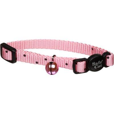 Coastal Pet Li'l Pals Safe Cat Breakaway Collar In Pink Dotted Print