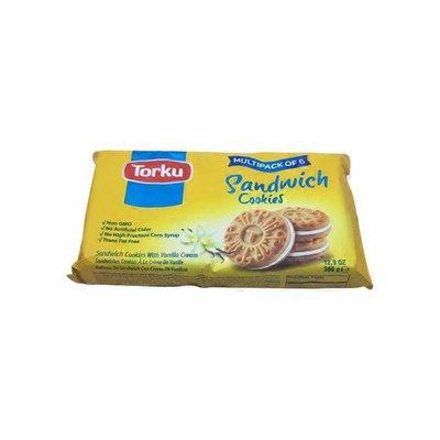 Torku Favorimo Vanilla Cream Cookies