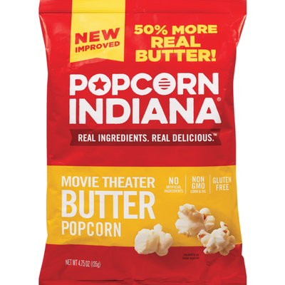 Lily Popcorn, Movie Theater Butter