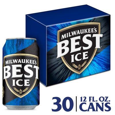 Milwaukee's Best Ice American Lager Beer