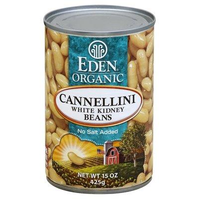 Eden Foods White Cannellini Kidney Beans