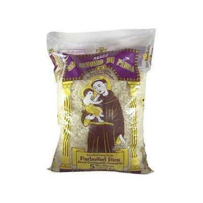 Arroz Parboiled Rice