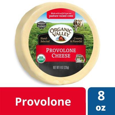 Organic Valley Organic Provolone Cheese Block
