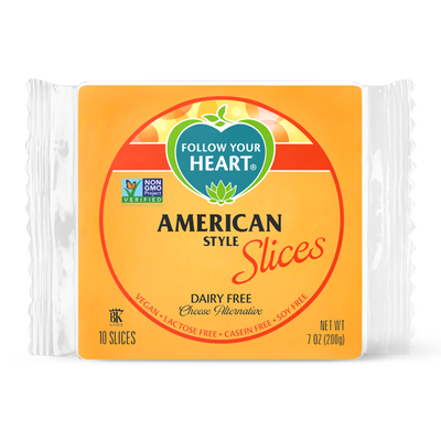 Follow Your Heart Dairy-Free American Slices