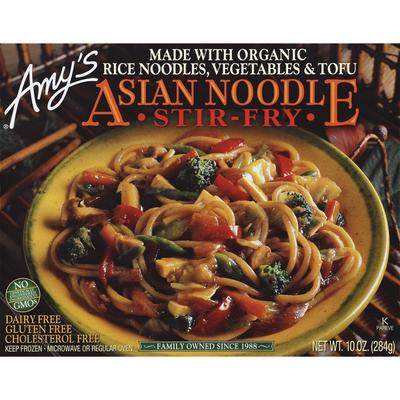 Amy's Kitchen Stir-Fry, Asian Noodle