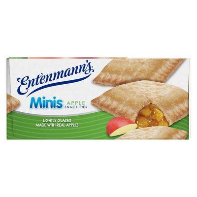 Entenmann's Minis Apple Snack Pies