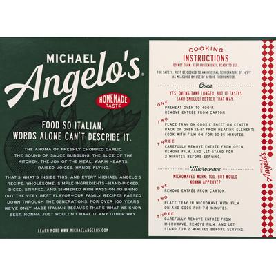 Michael Angleo's Chicken Parmigiana