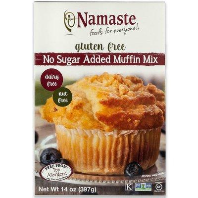 Namaste Foods Gluten Free No Sugar Added Muffin Mix