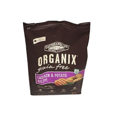 Organix Grain-Free Chicken & Potato Recipe Adult Dog Food