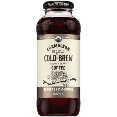 Chameleon Espresso Organic Cold Brew Coffee