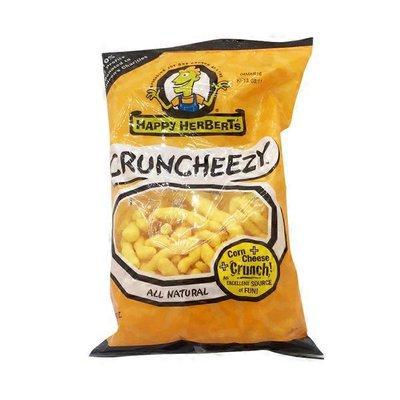 Happy Herbert's Snacks All Natural Cruncheezy