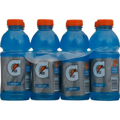 Gatorade Thirst Quencher Cool Blue Sports Drink