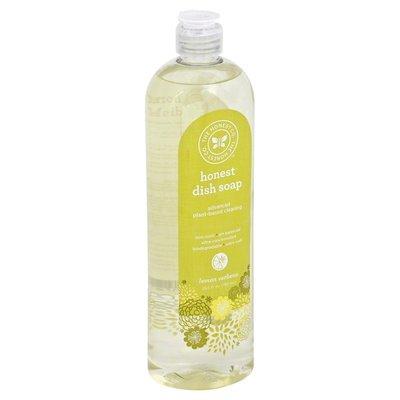 The Honest Company Dish Soap, Lemon Verbena, Bottle
