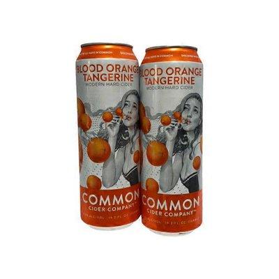 Common Cider Co. Blood Orange Tangerine Cider