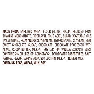 Pepperidge Farm®  Milano® Raspberry Flavored Chocolate Cookies