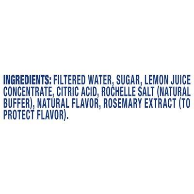 Capri Sun Lemonade Naturally Flavored Juice Drink