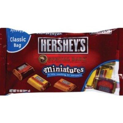 Hershey's Chocolate Assortment, Special Dark, Classic Bag