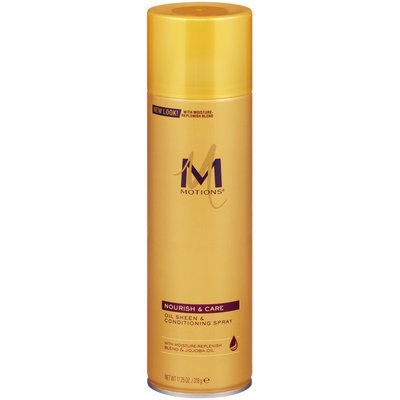 Motions Nourish & Care Oil Sheen & Conditioning Spray