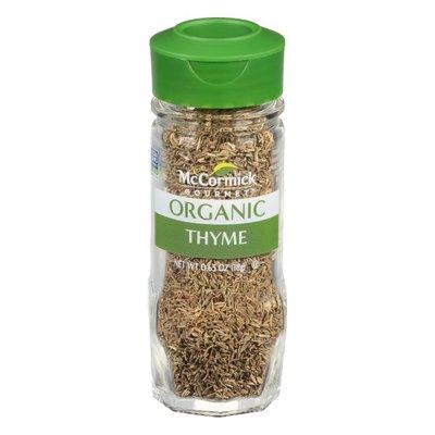 McCormick Gourmet™ Organic Thyme Leaves