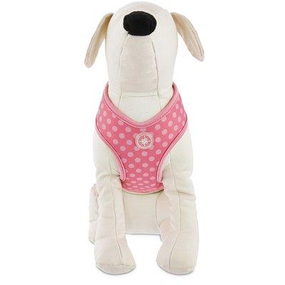 G2 Go Fashionable Pink Polka Dot Medium Dog Harness