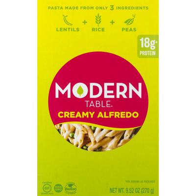 Modern Table Pasta Creamy Alfredo
