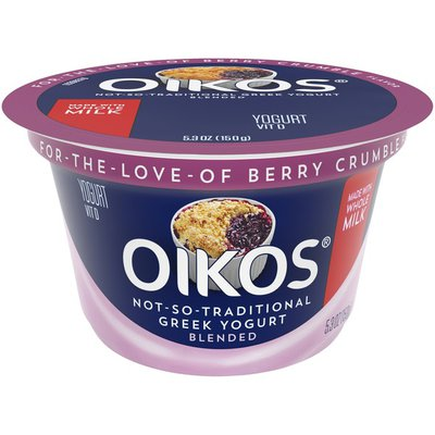 Danone Nonfat Yogurt Mixed Berry