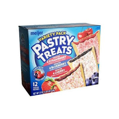Meijer Frosted Toaster Treats Variety Pack