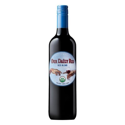 Our Daily Red Red Blend, California