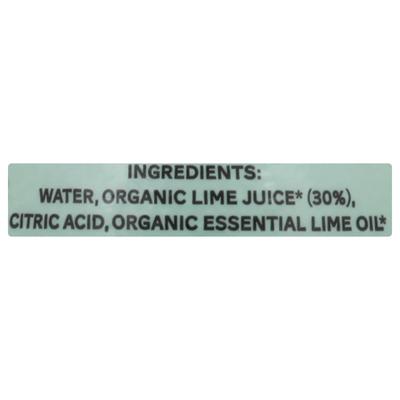 Volcano Lime Juice