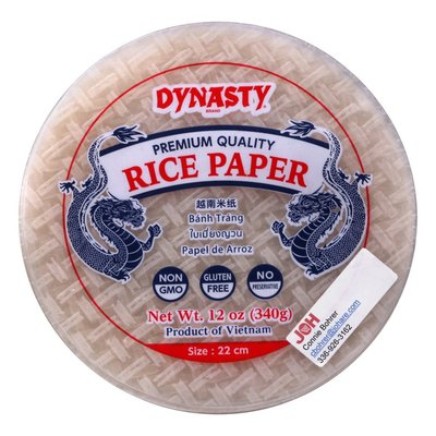 Dynasty Rice Paper
