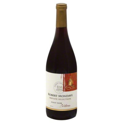 Robert Mondavi Private Selection Pinot Noir Red Wine