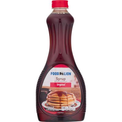Food Lion Syrup, Original