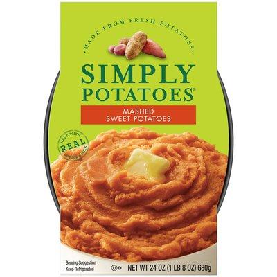 Simply Potatoes Mashed Sweet Potatoes