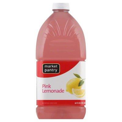Market Pantry Lemonade, Pink