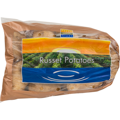 Fresh from the Start Russet Potatoes