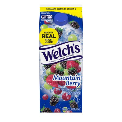 Welch's Mountain Berry