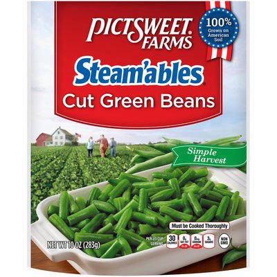 Pictsweet Simple Harvest Cut Green Beans