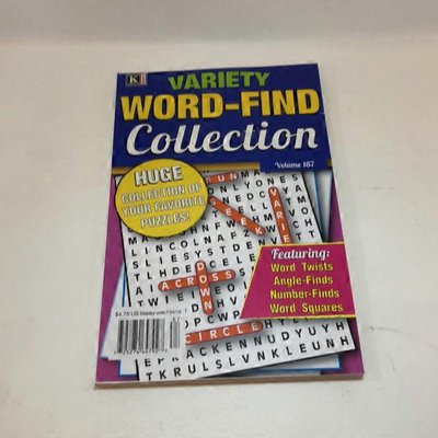 Variety Word Finder C