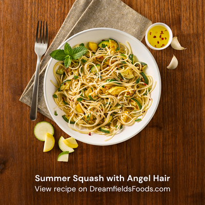 Dreamfields Healthy Carb Living Angel Hair Pasta
