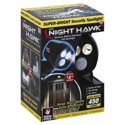 Night Hawk Spotlight, LED
