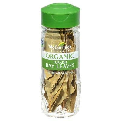 McCormick Gourmet™ Organic Turkish Bay Leaves