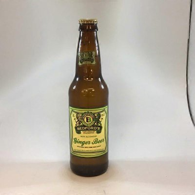 Orca Beverage Bedfords Ginger Beer