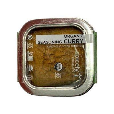 Spicely Organics Organics Tin Curry Powder