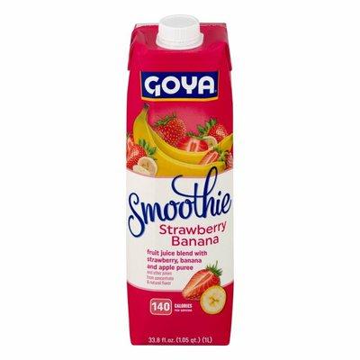 Goya Smoothie, Strawberry Banana