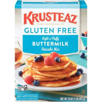 Krusteaz Gluten Free Light & Fluffy Buttermilk Pancake Mix