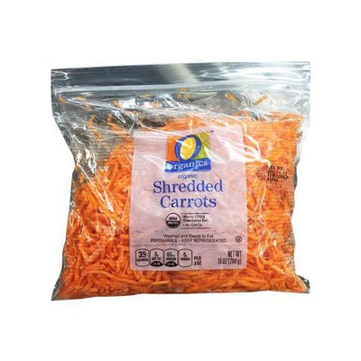 O Organics Organic Shredded Carrots