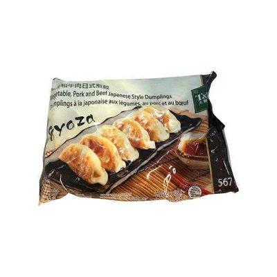 T&T Pork & Beef Gyoza