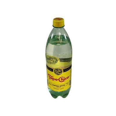 Topo Chico Sparkling Mineral Water Bottle